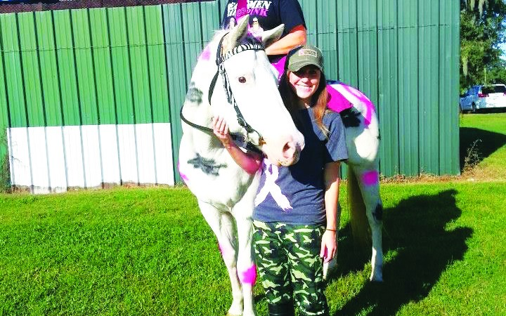 Third Annual Pink Your Pony Trail Ride To Benefit Local Outreach Clinic