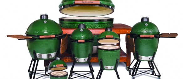 Big Green Egg Announces Rolling Pin Kitchen As Newest Gold Retailer