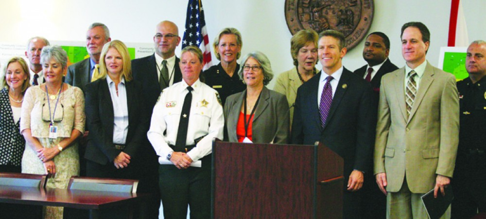 Community Leaders Unveil Plan To Prevent Violence
