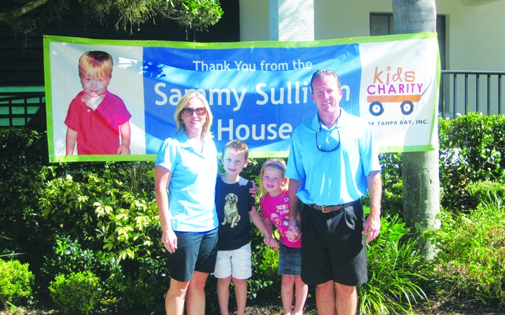 Sammy Sullivan Charities Hosts Party At O'Brien's To Benefit A Kid's Place