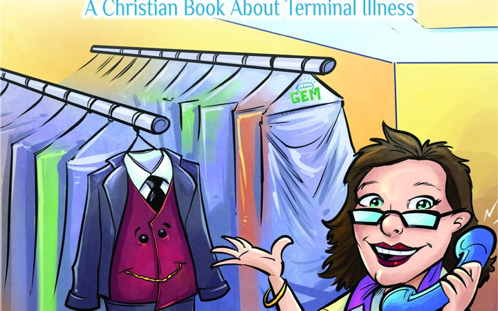 Local Dry Cleaner Pens Children's Book