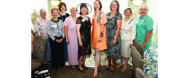 Daughters Of The American Revolution Local Chapter Seeks To Promote Patriotism