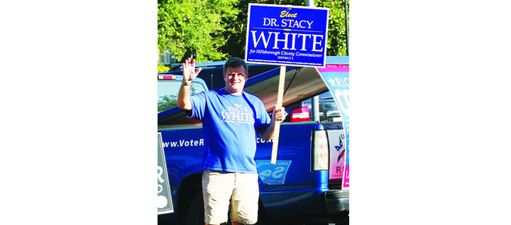 Stacy White Wins County Commission District 4 Seat Race