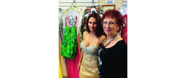 Inna's Family Alteration Offers Affordable Formal Dresses For Homecoming Season