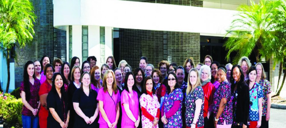 Women's Care Partners With American Cancer Society To Raise Money, Awareness