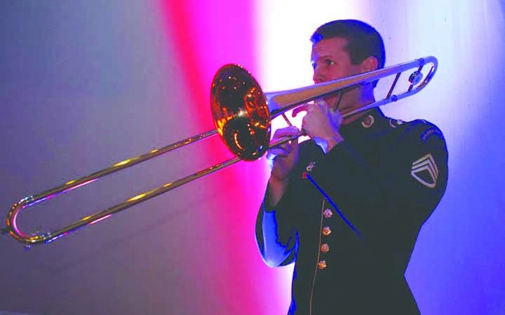 Bloomingdale Graduate Returns To Perform With Army Jazz Ambassadors