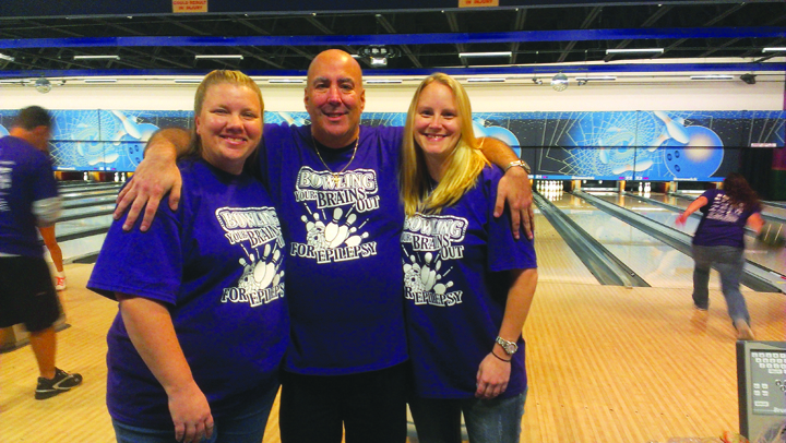 Sixth Annual Bowling Your Brains Out For Epilepsy To Benefit Over 700 Area Patients