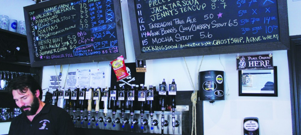 Travels, Tours & Tales: ESB Brewing Company