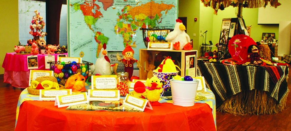 Alternative Gift Market Helps Local, World Organizations