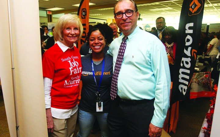 Commissioner Murman's Annual Job Fair Draws Large Crowd, Over 1,000 Jobs Available