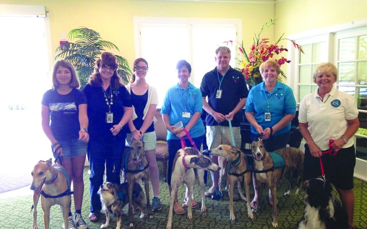 Paws For Friendship Offers Pet Therapy To Local Community And Beyond