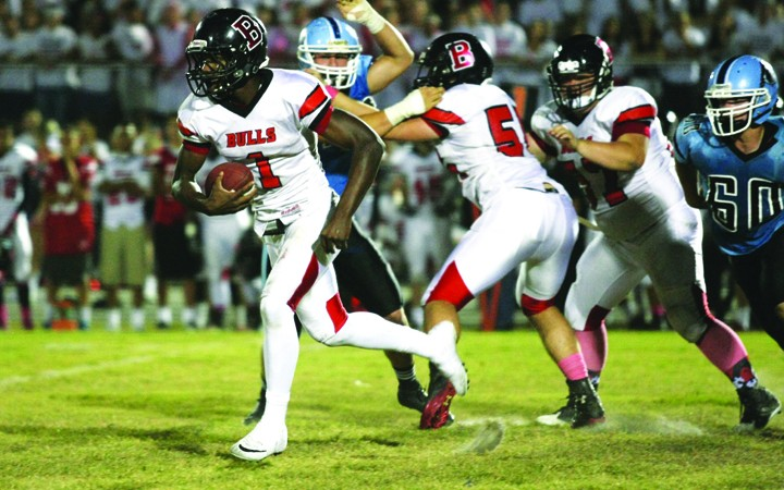 Bloomingdale High Makes Football History In Class 8A District 6 Battle Against Newsome