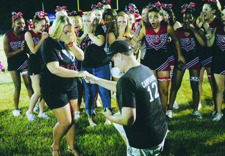 Bloomingdale Football Scores Big During Homecoming Night Against East Bay
