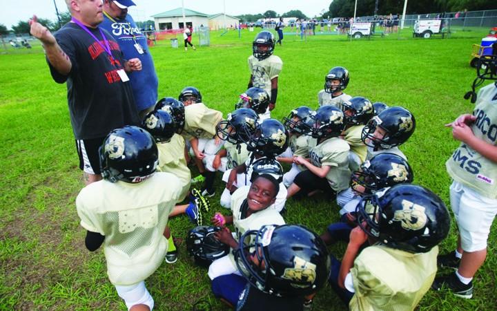 Valrico Rams Youth Football And Cheerleading Build Season On Decade-Long Success