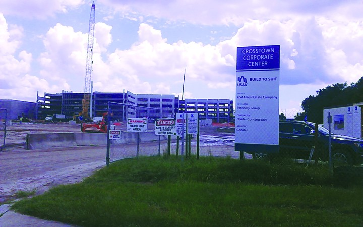 Crosstown Expressway Area Showing Signs Of Growth, Creating Thousands Of New Jobs