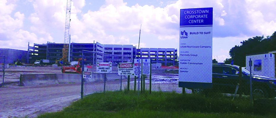 USAA construction