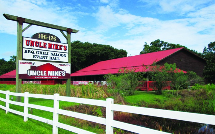 Uncle Mike's Smokehouse Grill Hosting Free Open House For New Event Hall