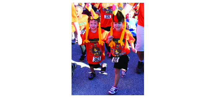 Sixth Annual FishHawk Turkey Trot To Draw Over 3,000 Participants