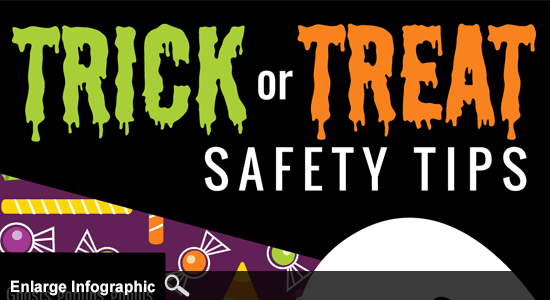 HCSO Alerts Residents to Consider Halloween Safety Tips