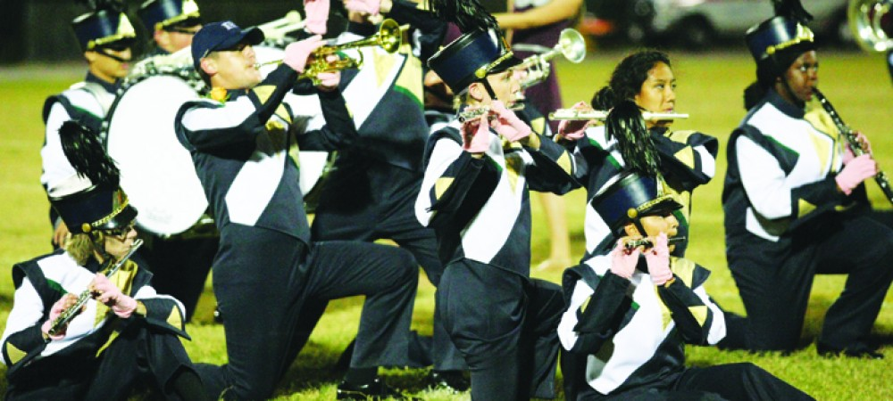 Local Bands Score High At Annual FBA District 7 Marching Band Competition