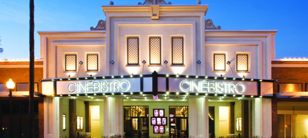 CinéBistro Hyde Park Offers High Class Dinner And A Movie In One Place