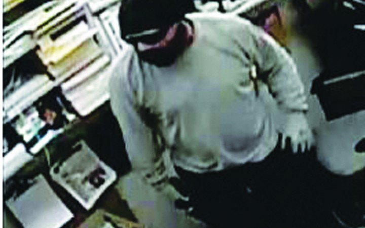 Armed Robbery Suspect At Large &More