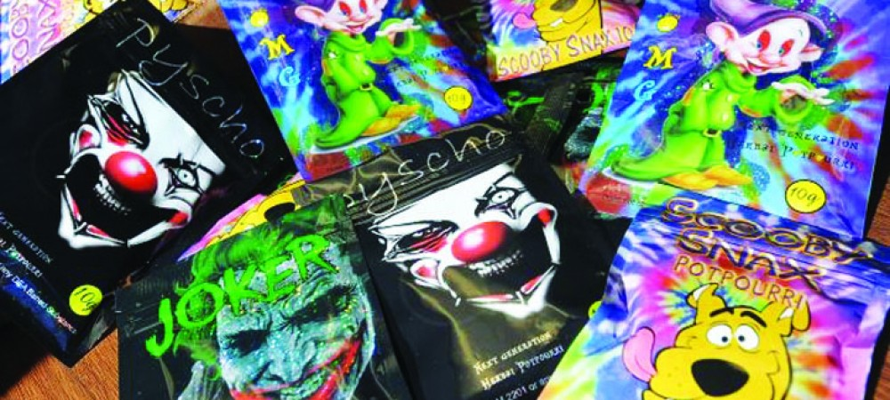 HCSO District 2 Synthetic Marijuana Bust Yields Arrests