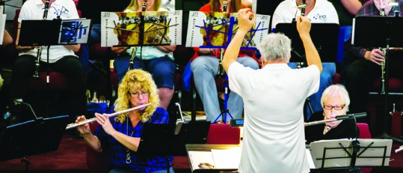 Community Band Kicks Off Family-Friendly Concert Series