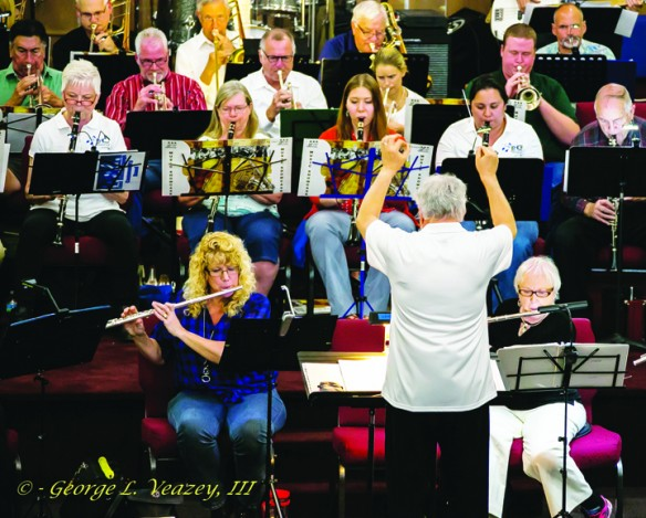 Community Band Kicks Off Family-Friendly Concert Series