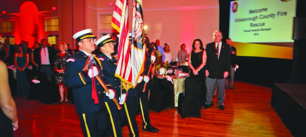 HCFR Foundation Honors Local Heroes During Annual Awards Ceremony