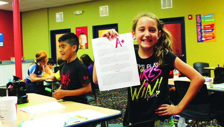 GradePower Learning Celebrates One Year Boosting Students Grades, Confidence