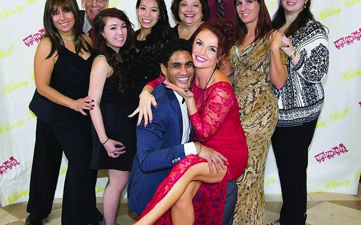 Third Annual Holiday Charity Ball To Bring Christmas Joy To Needy Children