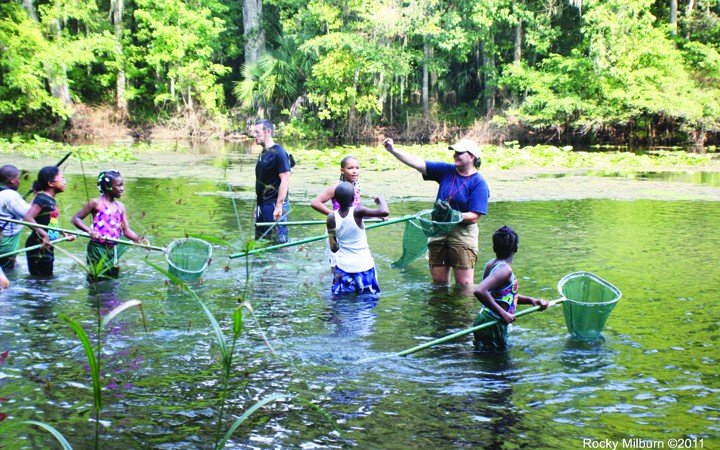 Inspiring Connections Outdoors Seeking Volunteers To Lead Nature Explorations