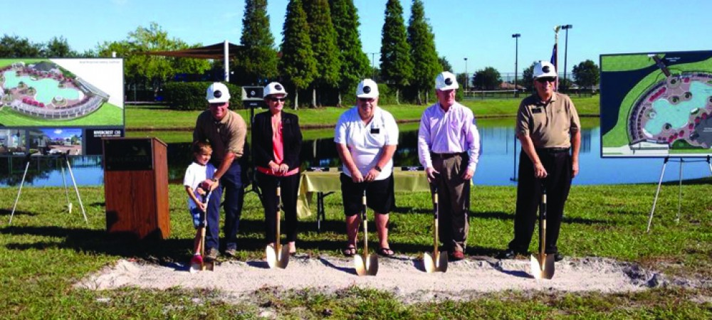 Rivercrest CDD Completes Phase One Of Construction Focused On Increasing Home Values