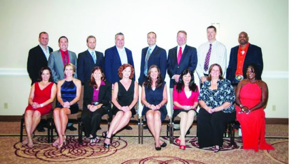 Four Local Businesses Recognized During Brandon Chamber's Annual Gala