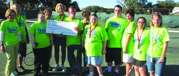 Dover Bullets Look To Cooperstown &Tennis For Fun Receives Support
