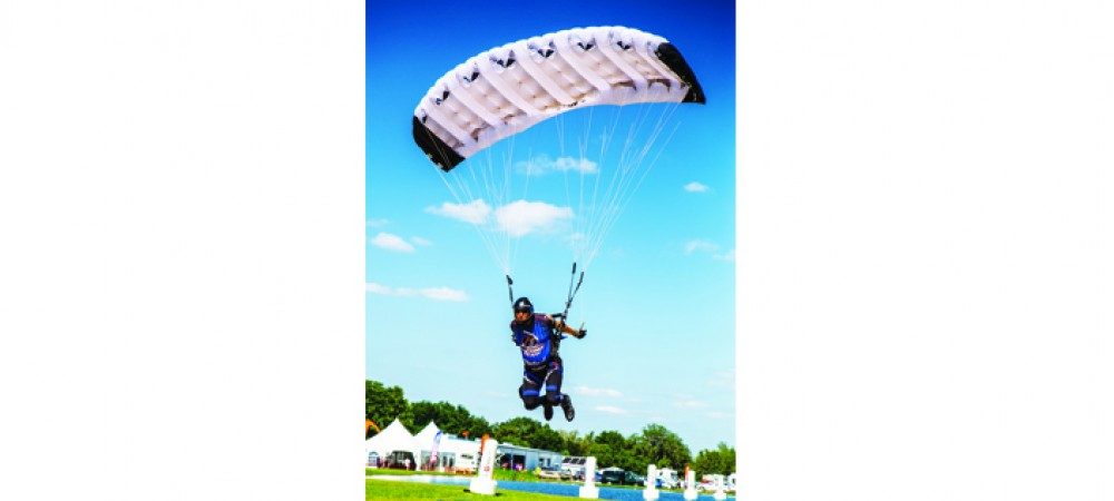 World's Fastest Skydivers Swoop Into Zephyrhills