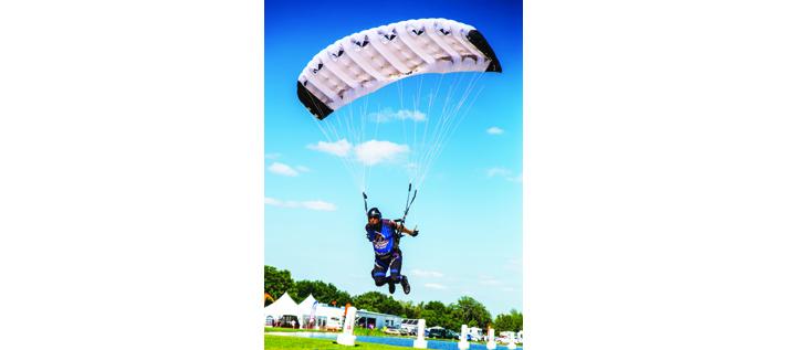 World's Fastest Skydivers Swoop Into Zephyrhills