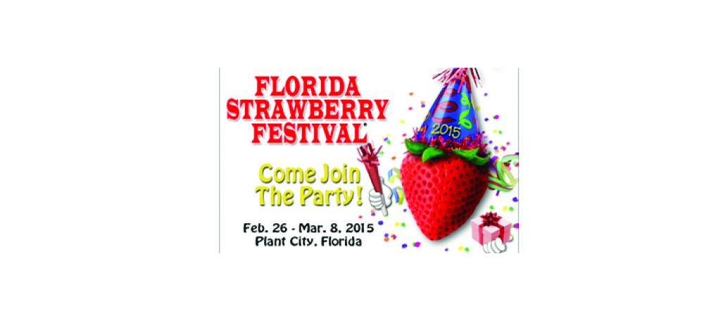 Entertainment lineup announced for 2015 Florida Strawberry Festival