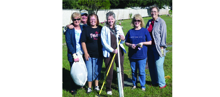 The GFWC Ruskin Woman's Club Seeks Volunteers For Cemetery Clean Up