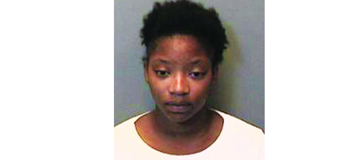 Women Steals Package & Drug Possession Arrest