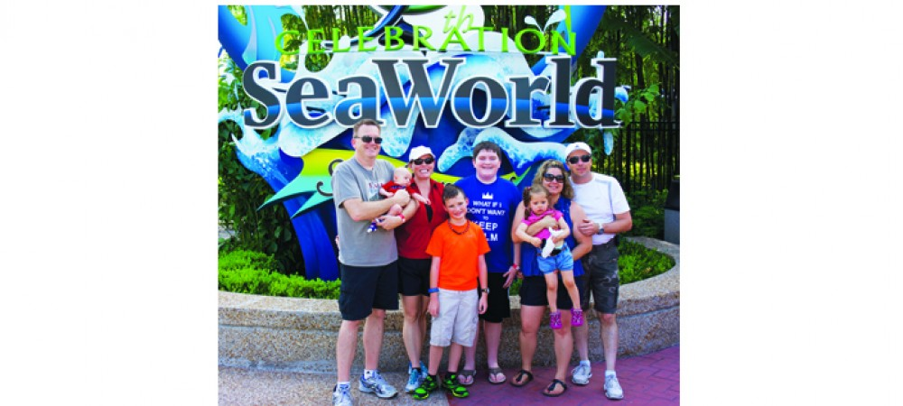 SeaWorld Orlando Offers Great Fun For Young Family Members