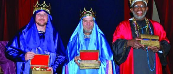Community Holiday Tradition, Walk Through Bethlehem, Draws Over 7,000 Spectators