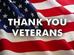 Area Businesses Offer Discounts, Freebies For Veterans Day: Tuesday,November 11