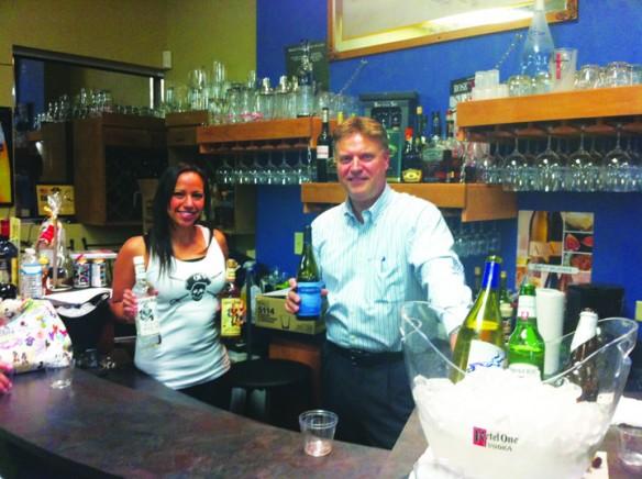 AJ's Fine Wines & Liquors Offers Free Engraving On Jack Daniels Bottles