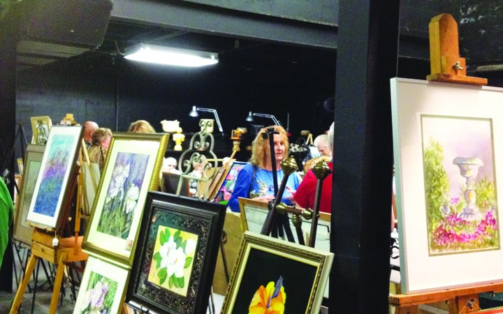 Eastern Hillsborough Art Guild Holds Annual Show At Plant City Entertainment