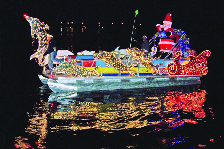 31st Annual Alafia Lighted Boat Parade To Showcase Chili Cook-Off, Performances