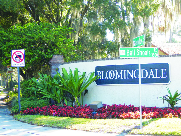 Bloomingdale Homeowners Association Installs New Signs, Hosts Successful Fall Festival