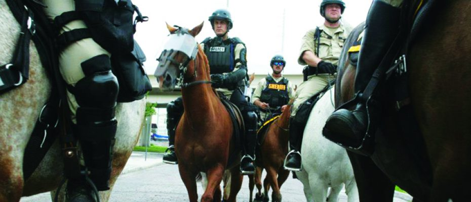 PublicSafetyMounted Patrols
