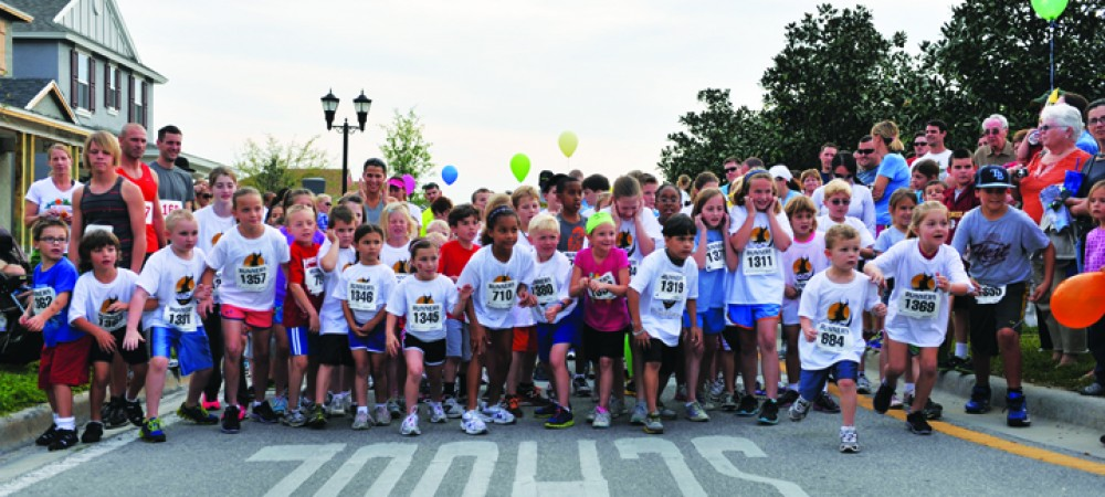 Annual FishHawk Road Race Offers Way To Start New Year On The Right Foot
